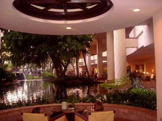 The Westin Maui Resort & Spa, Ka'anapali: The lobby