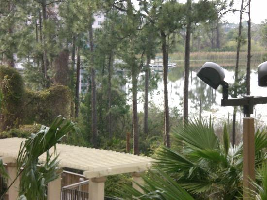 Lake Eve Resort: view2