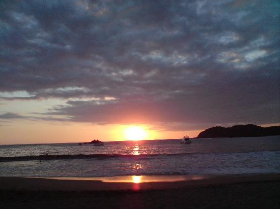 Club Med Ixtapa Pacific: Atardecer