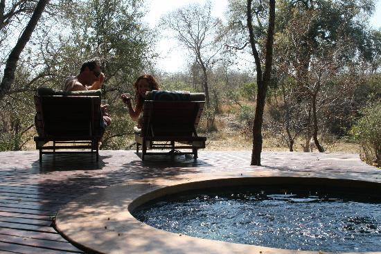 Vuyatela Lodge & Galago Camp: Another relaxing afternoon