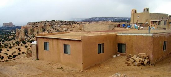 Pueblo of Acoma, NM: Acoma sky city