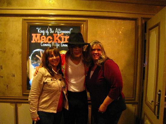 Legends in Concert: Michael Jackson Impersonator