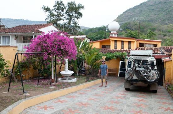 Refugio del Raizal: El Refugio
