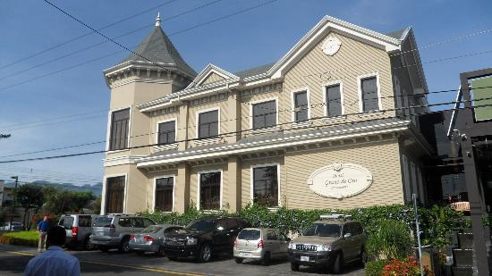 Hotel Grano de Oro San Jose: great hotel