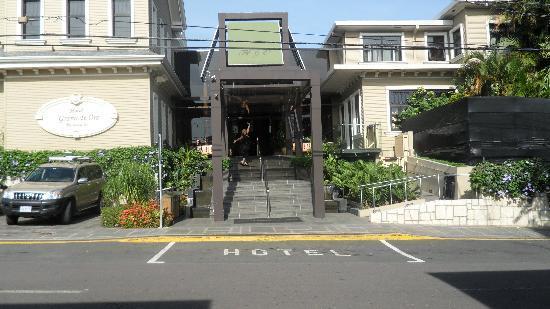 Hotel Grano de Oro San Jose: nice entrance