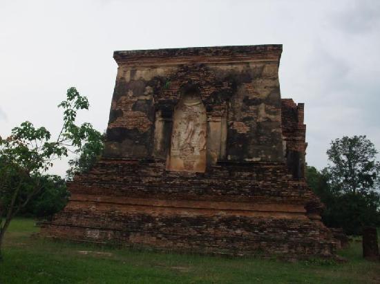Wat Trapang Tong Lang : ワット・トラバン・トーン・ラーン遺跡1