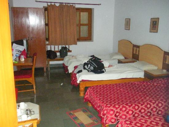 Hotel Harmony: Room