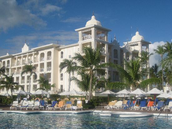 Hotel Riu Palace Punta Cana: great place