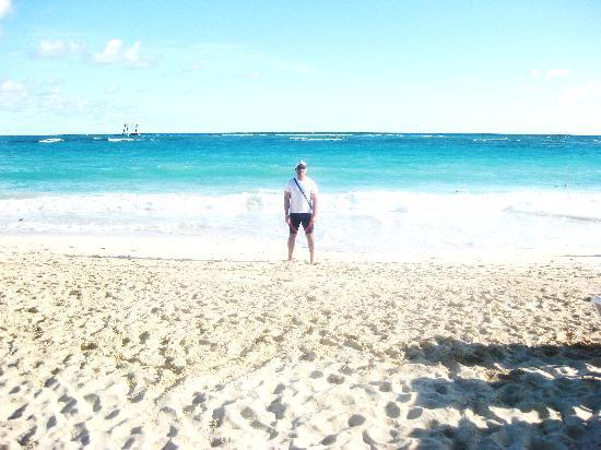 Hotel Riu Palace Punta Cana: me at Riu Palace Punta Cana