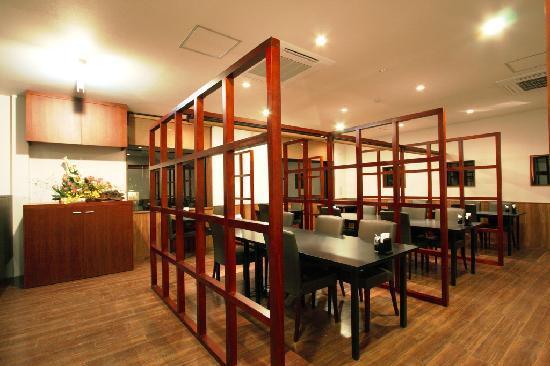 Sengokuhara Shinanoki Ichinoyu: 離れレストラン