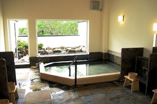 Sengokuhara Shinanoki Ichinoyu: 大浴場