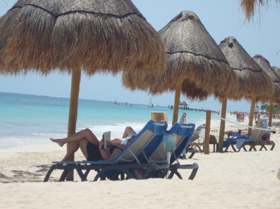 Ocean Coral & Turquesa: Beach
