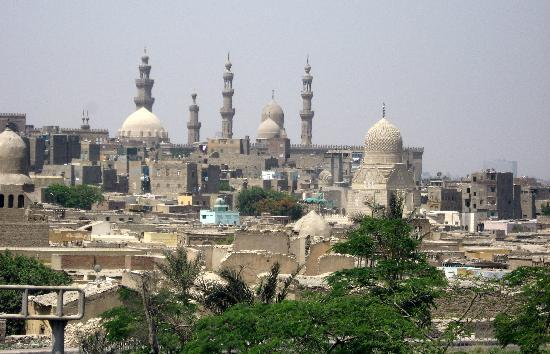 City of the Dead (Northern Cemetery): City of the Dead Cairo
