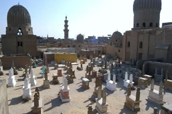 Kairo, Egypt: City of the Dead Cairo
