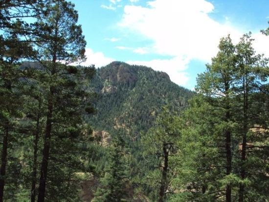 Bilde fra Colorado Springs
