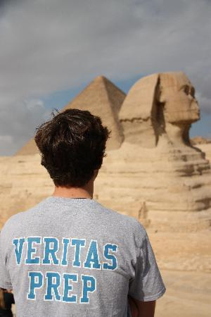 Venus Hotel: at the pyramids