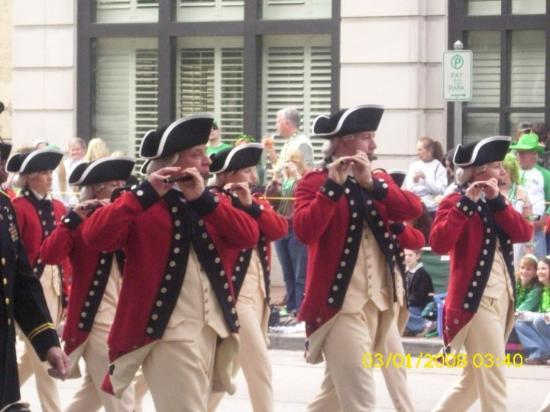 Savannah, GA: These guys were neat.  Very talented flute playing.