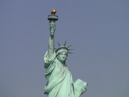 Big Apple Greeter: Lady Liberty