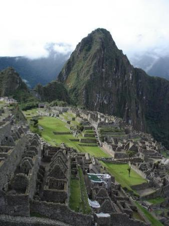Puyapatamarca: Ancient Machu Picchu.  Never found by the Spanish Conquiestadores but discovered by Englishman H