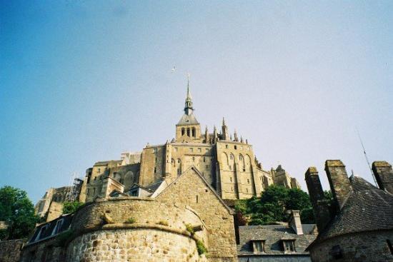 Mont-Saint-Michel, Frankrike: Mont Saint Michel, Brittany, France