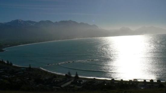 ไคคูรา, นิวซีแลนด์: Kaikoura
