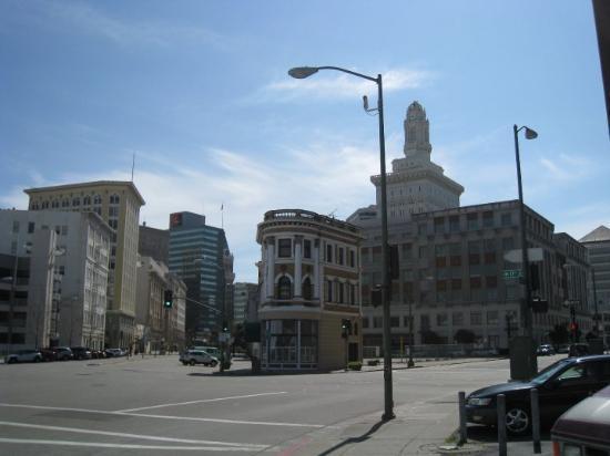 Bilde fra Oakland