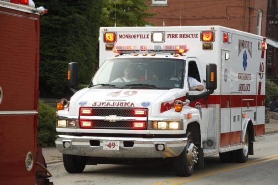 Monroeville, PA: Monroevile station 4 truck #49