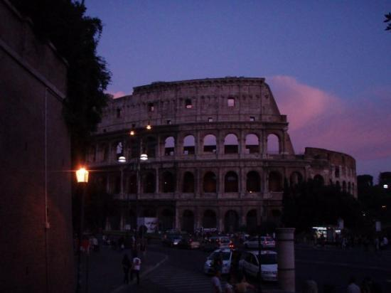 Your Tour in Italy by Aldo Monti: The Colosseum - What a marvelous sight.