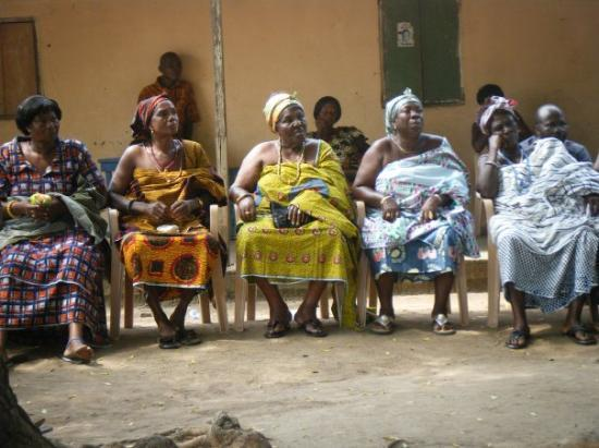 Accra, Ghana: Shai Hills peoples