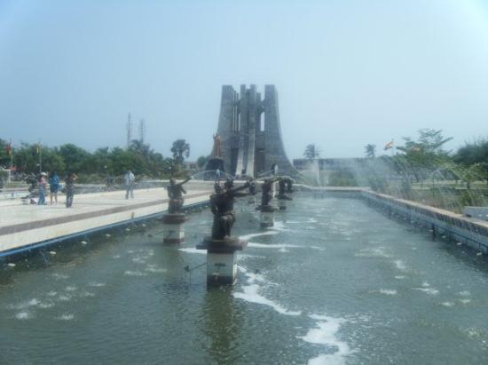 Bilde fra Accra