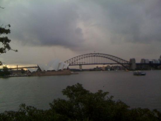 Sydney Harbour Bridge: Sydney Harbour