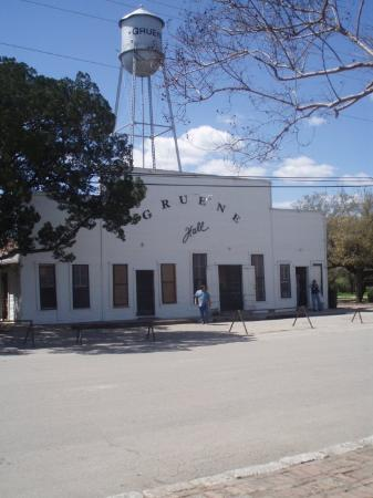 New Braunfels, TX: Oldest dance hall in Texas. The wooden floors felt their age. Wish I could have been there at ni