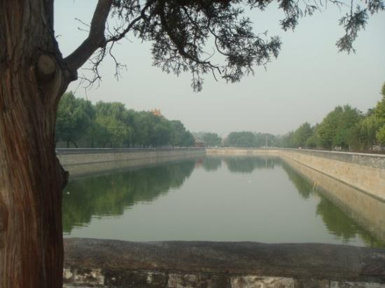Palassmuseet: The outer Moat at the Forbidden City