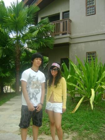 Puerto Princesa, Filippinene: our villa .. D4