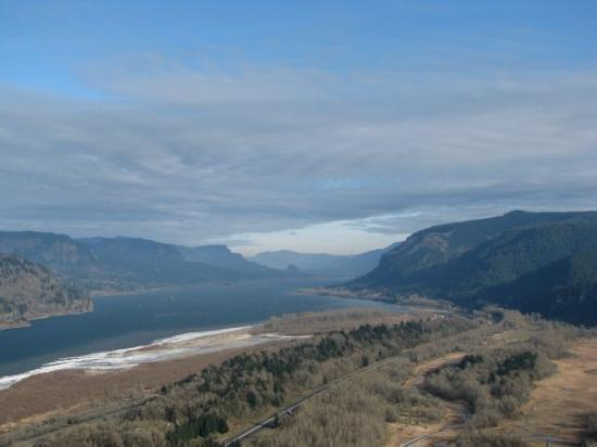 Columbia River Gorge, Portland, Oregon.