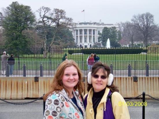 Me, Mom, and the White House