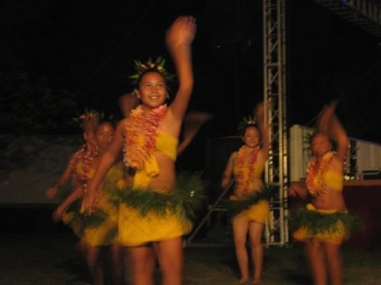 Saipan, Mariana Islands: Marianas dancers