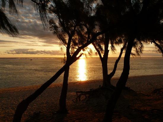 Reunion Island: Fin de journée - St Gilles les Bains