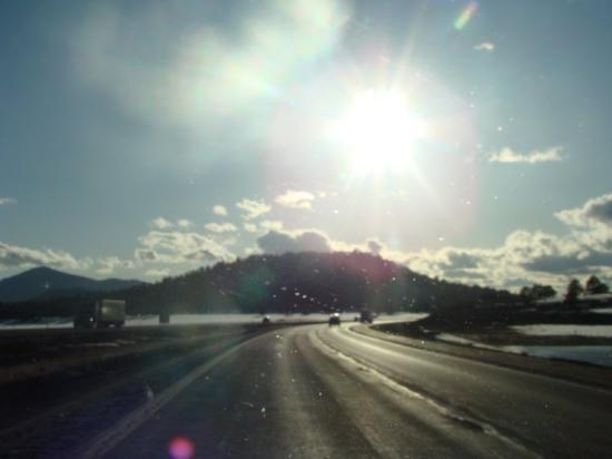 Bilde fra Flagstaff