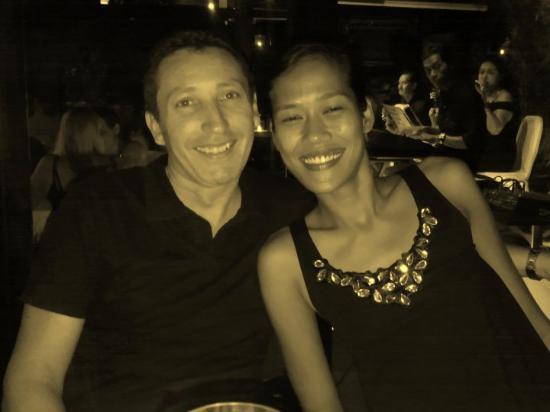 Nusa Dua, Indonesia: Lovely couple