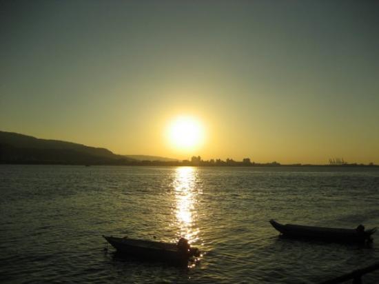 Danshuei: Beautiful SunSet 2@ Danshui