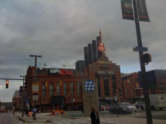 Bilde fra Baltimore