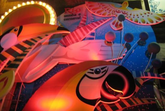 Sambódromo da Marquês de Sapucaí: Welcome to Carnaval in Rio! 2010!