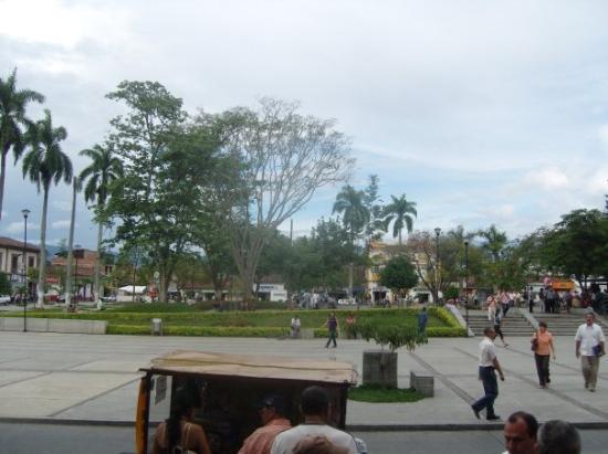 Tulua, Colombia: Parque Boyaca