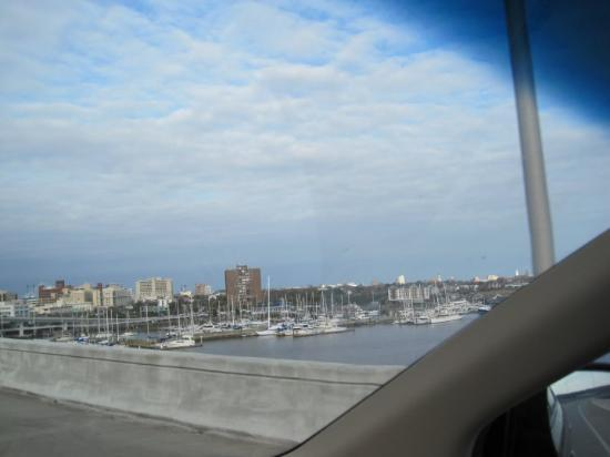 Charleston, SC: View of the harbor