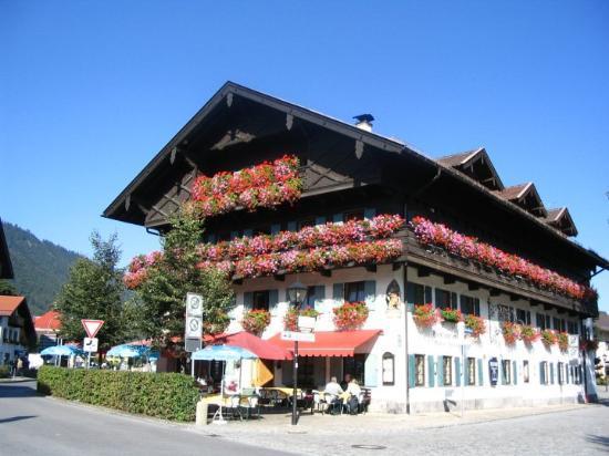 Oberammergau pub