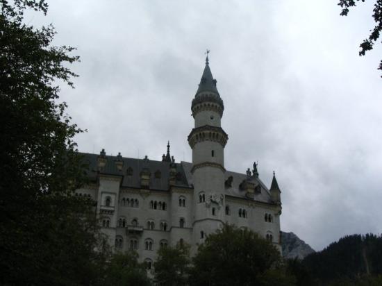 Oberammergau, Tyskland: Neuschwanstien castle Germany