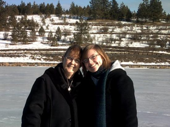 Troy, ID, United States Angela and Michelle