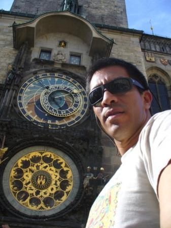 Old Town Hall and Astronomical Clock: RELOJ ASTROLOGICO - PRAGA CZECH REPUBLIC