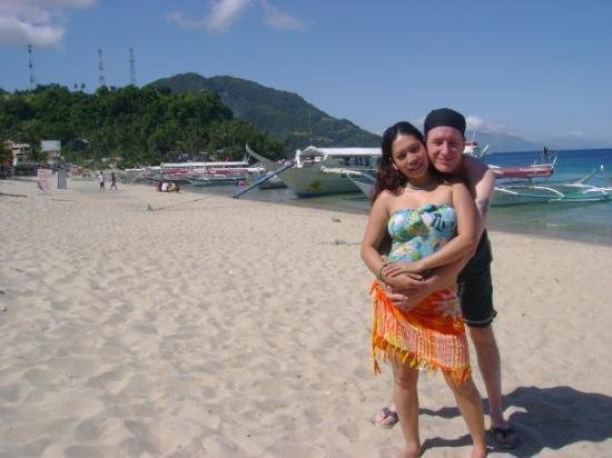 Puerto Galera, Filippinene: Puerto Galero is a very beautiful beach